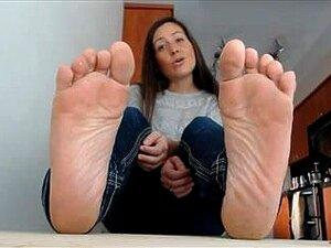 Feet joi german sock joi