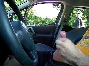 Dick car flashing Exhibitionists Tubes