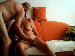 Opa und oma beim sex